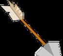 Bwork Bogenschützen-Pfeilspitze