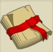 Pack of Ten Virgin Scrolls