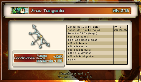 Arco tangente