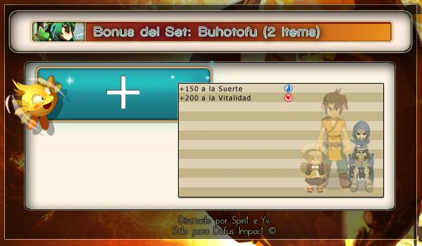 BonusSet buhotofu (2 items)
