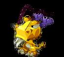 Dragún dorado