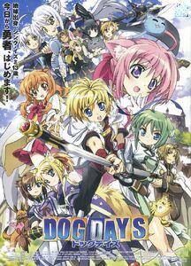 Dog days first season promo6