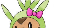 Lily the Chesnaught
