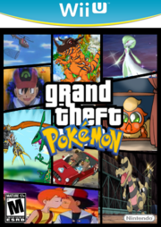 Grand Theft Pokemon