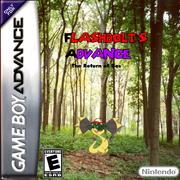 Flashbolt's First Gameboy advance appearance