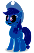 Blueberryclub is in the pony form