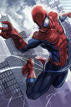 Spider man by jimbo0311-d49jt9q