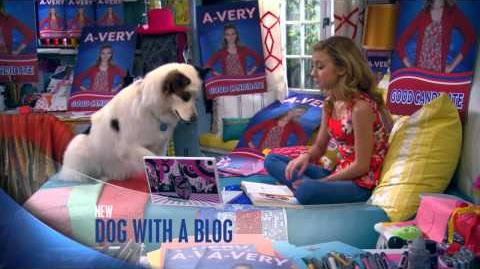 "Dog With A Blog ""Guess Who Becomes President?"" Sneak Peek Disney Channel Official"