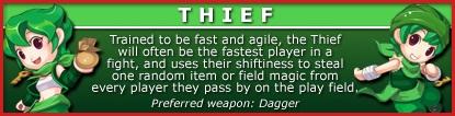 Thief Class