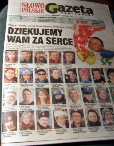 Plik:Słowo Polskie Gazeta Wrocławska (10 stycznia 2005) okładka.jpg