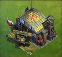 Night Witch Hangar