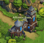 Alliance Gate lvl5