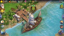 Empire league boat
