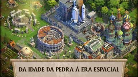 DomiNations Aliança - Clã destinos BR
