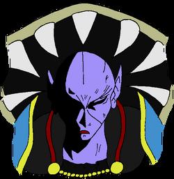 Zemus face 1