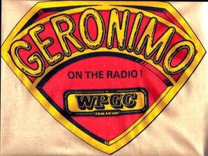 Opt wpgc t shirt geronimo 1979