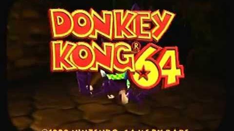 DK TV - Failed Minecart Ride