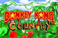 DonkeyKongCountryAdvanceTitleScreen