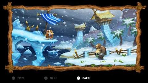 Donkey Kong Country Tropical Freeze - Level 6-1 Homecoming Hijinxs All Puzzle Pieces KONG Letters