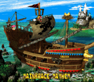 Mainbrace Mayhem Overworld
