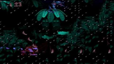 Donkey Kong Country (SNES) - Kongo Jungle - Ropey Rampage