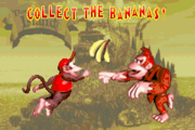 DKC-collectbananas