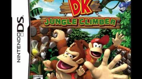 DK Jungle Climber Music - Menu