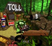 Klubba Credits Screen Japan - Super Donkey Kong 2