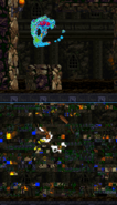 DKC2 - Castle Crush glitch (Klubba)