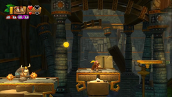 Donkey Kong Country Tropical Freeze Level 7 2