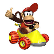 DKRDS Diddy Kong