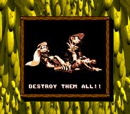 Destroy Them All (Donkey Kong Land 2)