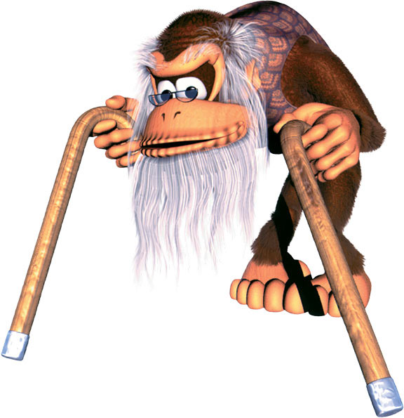 Archivo:Cranky Kong.jpg