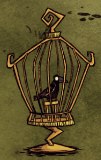 File:Crow in bird cage.png