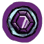 Purple Moonlens Icon