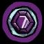 Purple Moonlens Icon