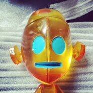 Blind Box Gold WX-78