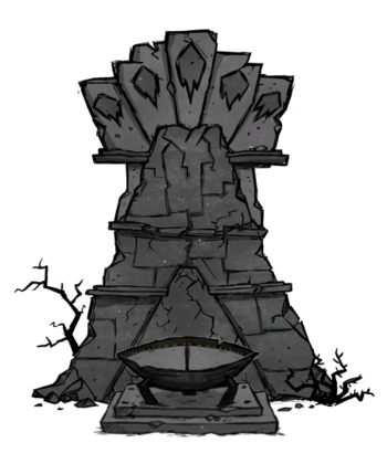 Volcano Altar of Snackrifice