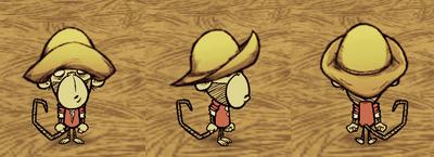 Rain Hat Wilbur