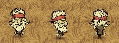 Puffy Vest Woodlegs