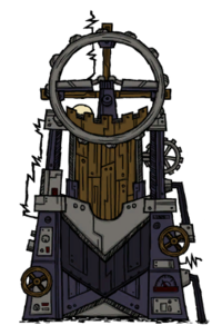 Maxwell's Door