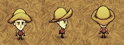 Rain Hat Wilson