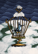 Caged Snowbird