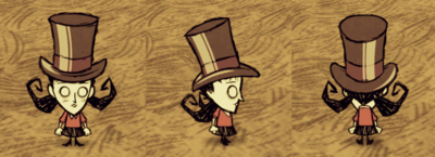 Top Hat Willow