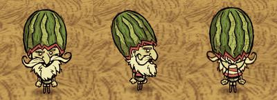 Fashion Melon Woodlegs