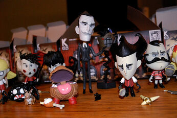DS Blind Box figures