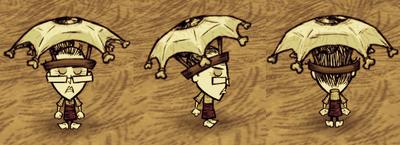 Eyebrella Wickerbottom