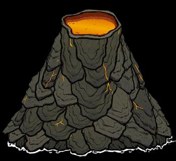 Volcano (object)