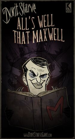 All's well that Maxwell
