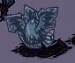 Frozen Snowbird